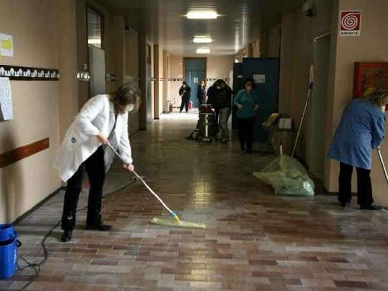 Gara per il servizio di pulizia degli edifici comunali