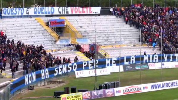 Decine di DASPO ai tifosi del Pisa per i fatti di Empoli: provvedimenti ingiustificabili