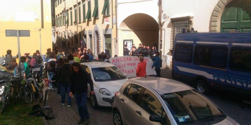 """Sgombero """"Zona Rosa"""": la chiusura della Limonaia è un furto ai danni della città"""