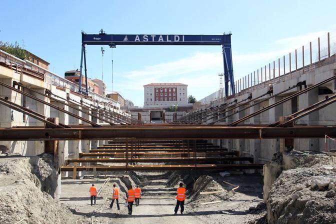 Lo sciopero dei lavoratori TAV è l'ulteriore dimostrazione che l'ospedale di Pisa non può essere affidato a Condotte