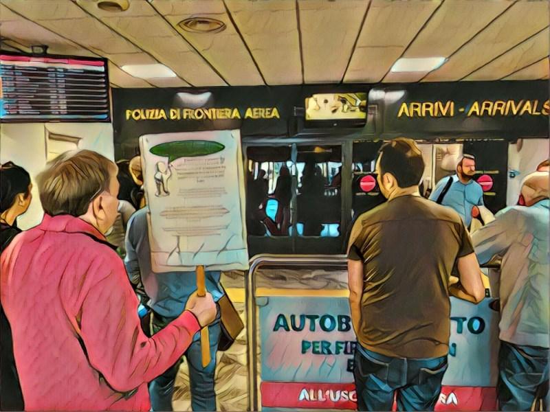 La rappresaglia di Toscana Aeroporti contro lavoratori e lavoratrici