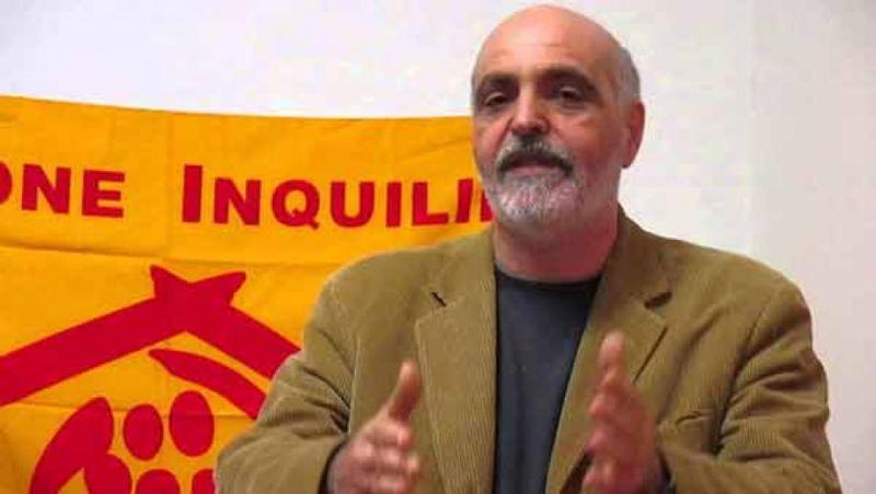 Pieno sostegno da parte del Segretario nazionale dell'Unione Inquilini
