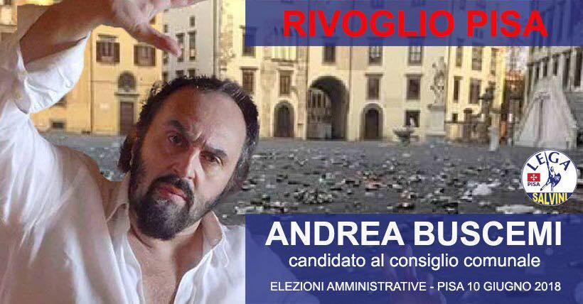 Mozione di sfiducia nei confronti di Andrea Buscemi