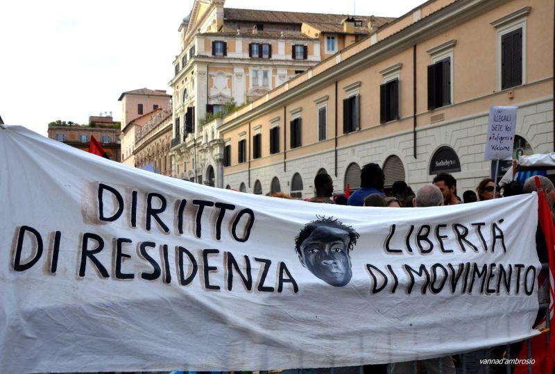 Mozione: Garantire l'iscrizione anagrafica dei richiedenti asilo per l'accesso ai diritti fondamentali della persona