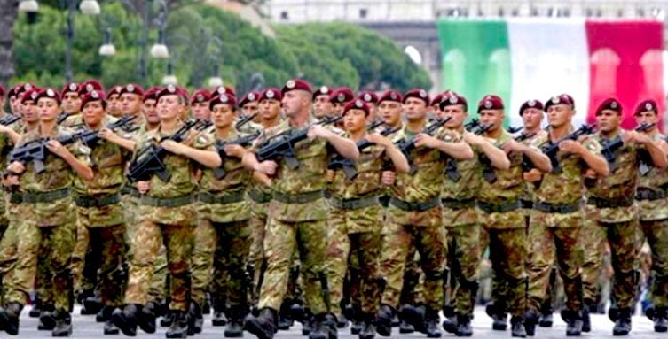 Interpellanza: Insediamento forze armate italiane nelle aree di Camp Darby
