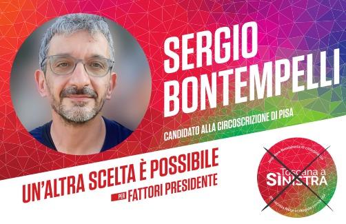 Con le candidate e i candidati antirazzisti perché capaci di vedere il presente, con Sergio Bontempelli