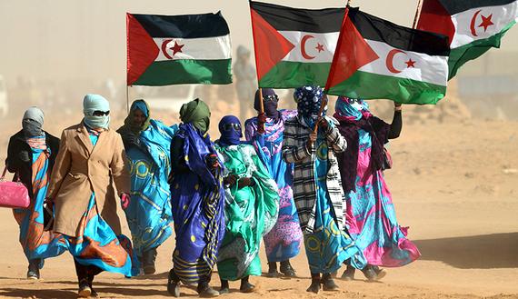 Mozione: Solidarietà al popolo saharawi