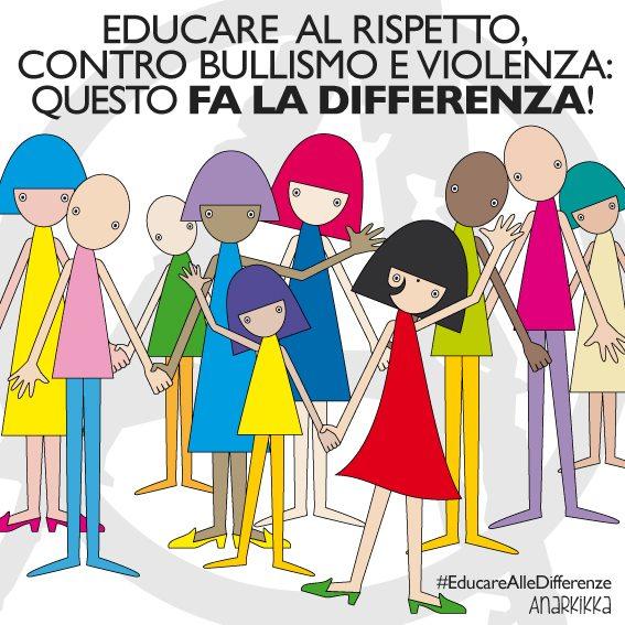 Educare alle differenze: l'assessora Munno prenda le distanze dalla crociata di Fratelli d'Italia