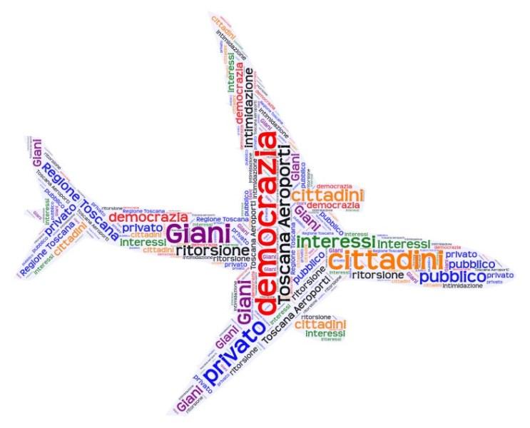 Toscana Aeroporti: ritorsione intimidatoria. I soci pubblici facciano chiarezza: a partire dalla Regione