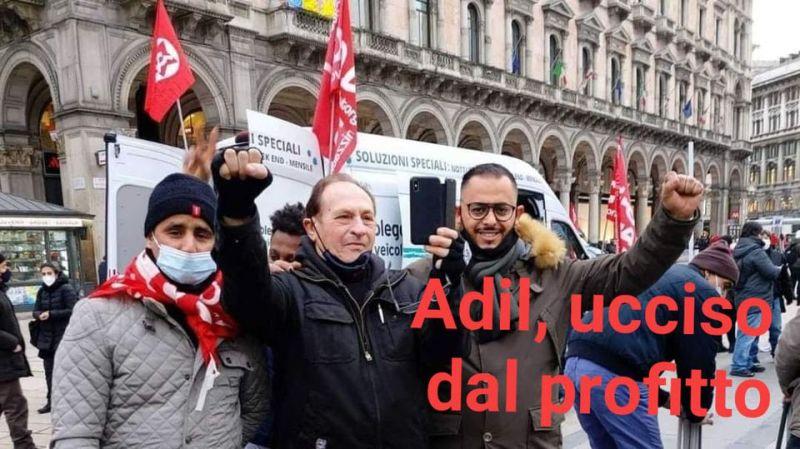 Adil, ucciso dal profitto