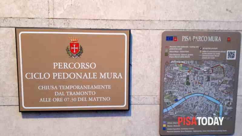 Question time: Interruzione percorso ciclo-pedonale in Piazza Del Rosso
