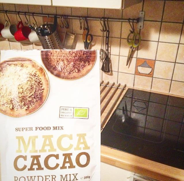 Super Food Mix Maca Cacao