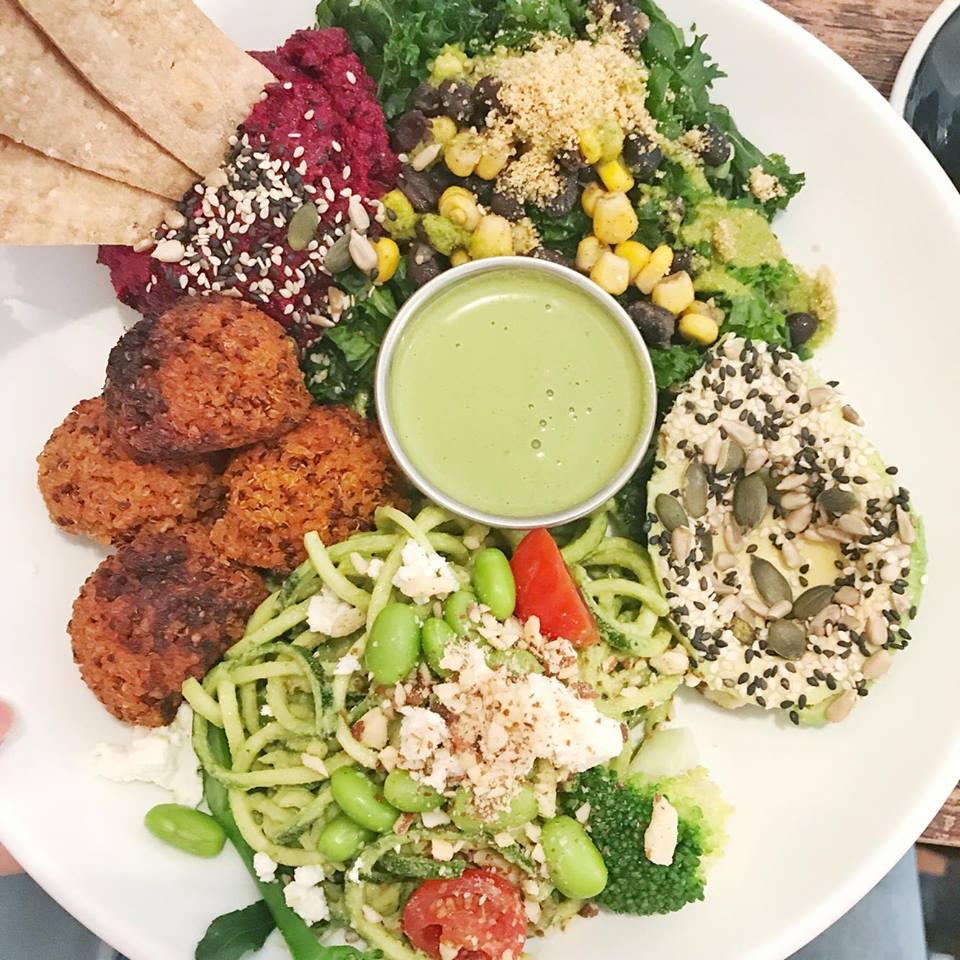 Manger «healthy» sur Londres