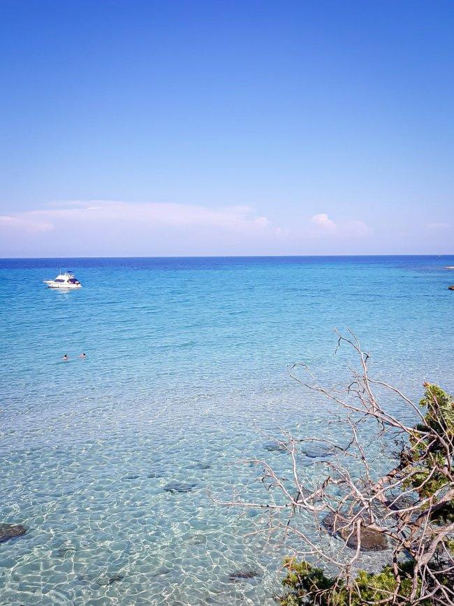 spiaggia più bella del salento