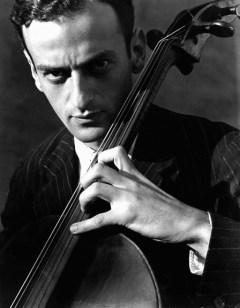 Gerald Warburg, Cellist, 1929