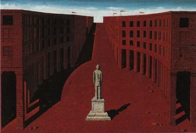 """Man with a sad face"" S. Morozov (1987)"