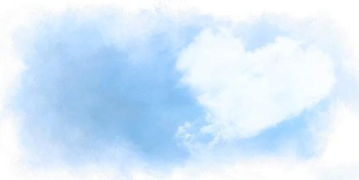 corazon de nube