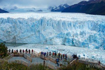 Qué ver en Argentina - Qué ver en Calafate -Pasarelas Glaciar Perito Moreno