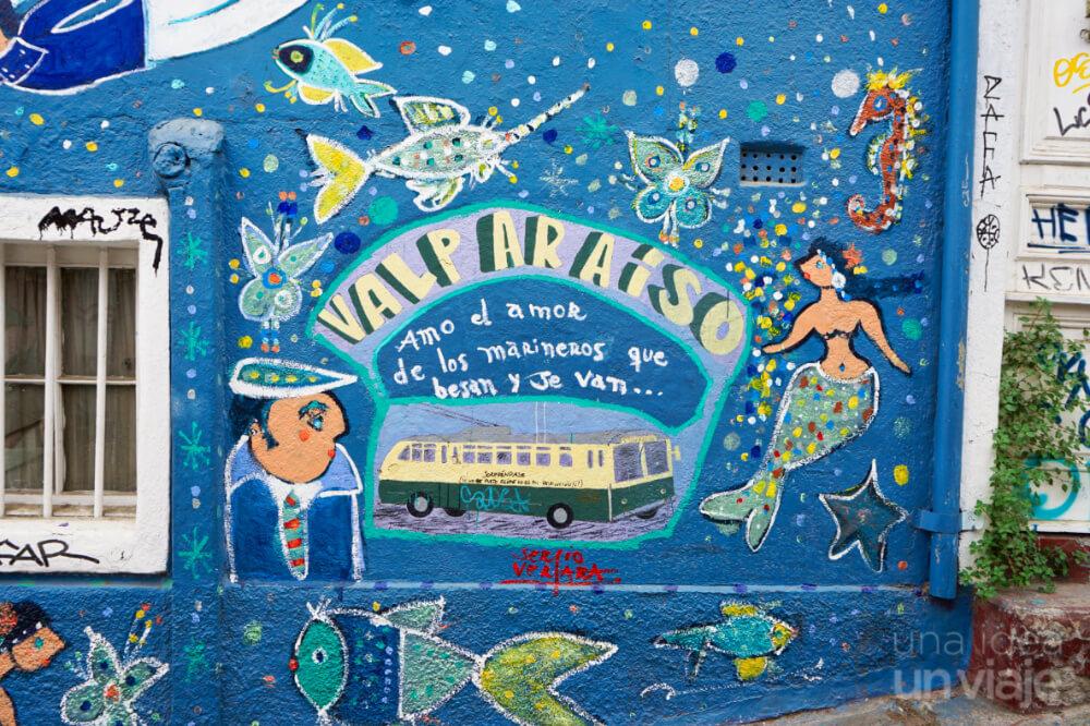 Murales Valparaíso