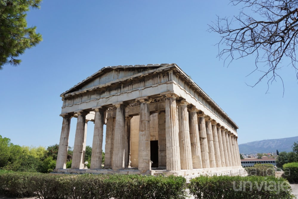Templo de Hefesto