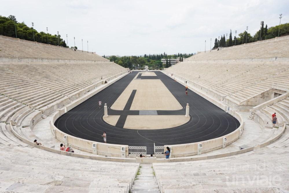 Kallimarmaro o Estadio Olímpico ateniense