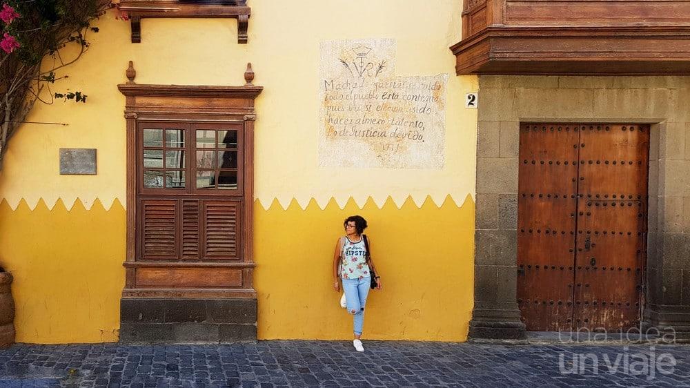Calles de Vegueta
