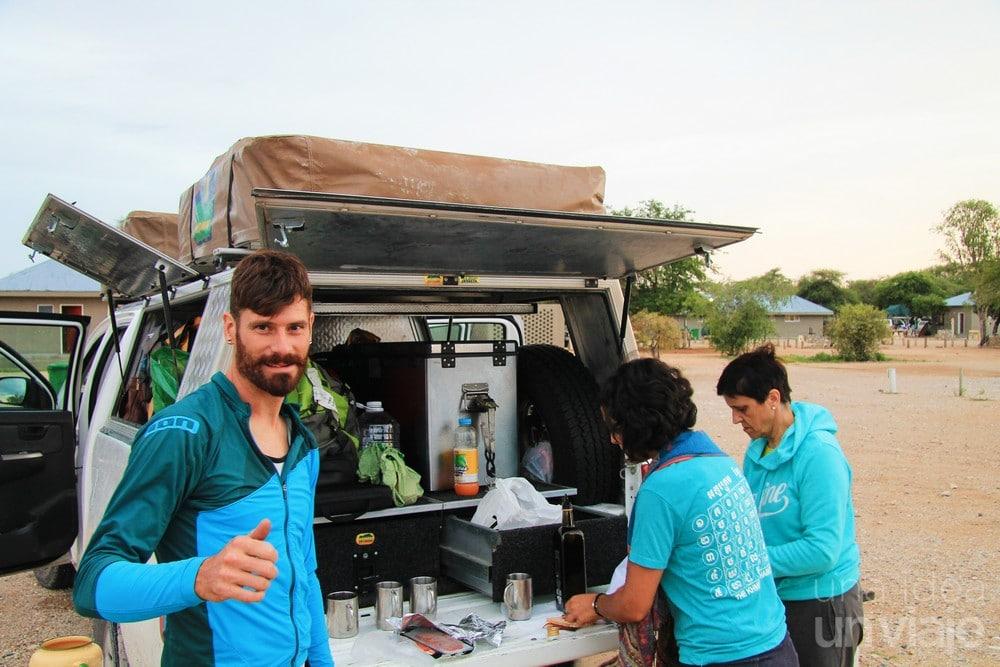 Camping Etosha National Park