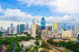 Skyline de Kuala Lumpur
