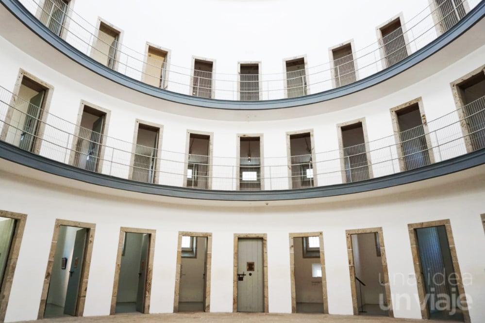 Antigua cárcel de Lugo