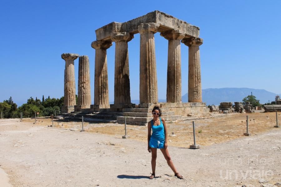 Antigua Corinto, Peloponeso