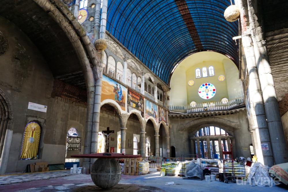 Mejorada del Campo: catedral de Justo