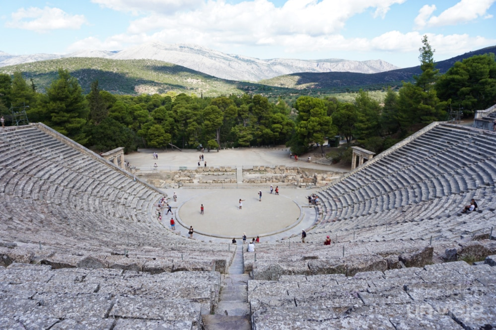 Anfiteatro de Epidavros