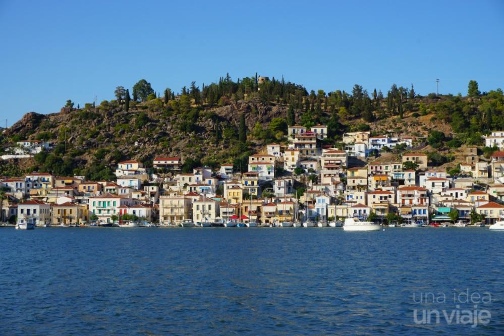 Pueblos en los alrededores de Nafplio