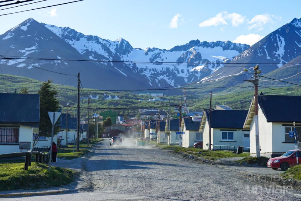 Ushuaia calles