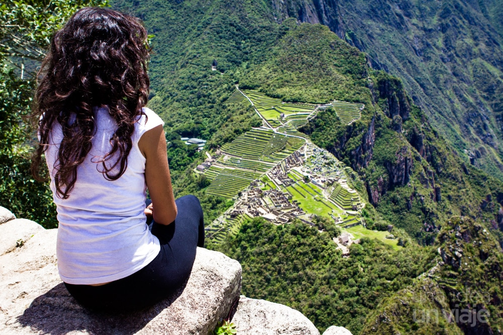 Vistas desde Huayna Picchu