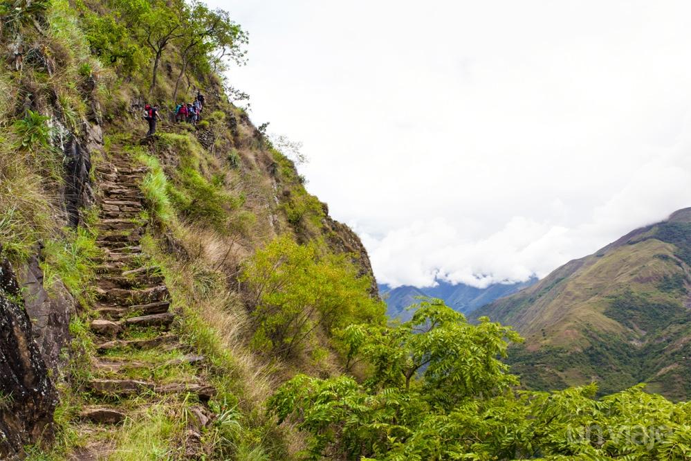 Ruta a Machu Picchu: camino inca