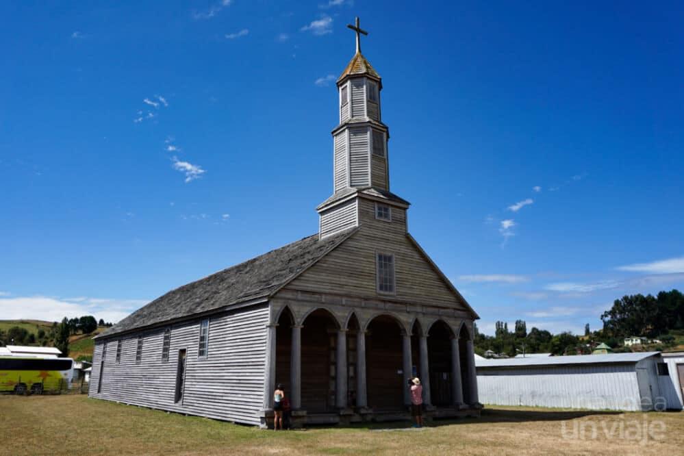 Iglesia de Aldachildo, Chiloé