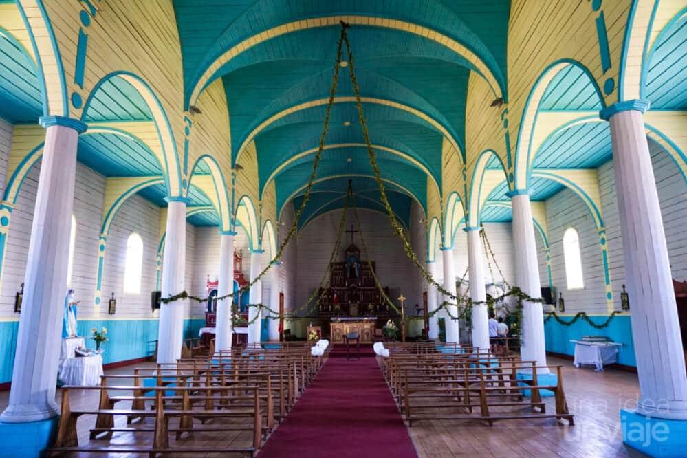 Iglesia de Rilán, Chiloé