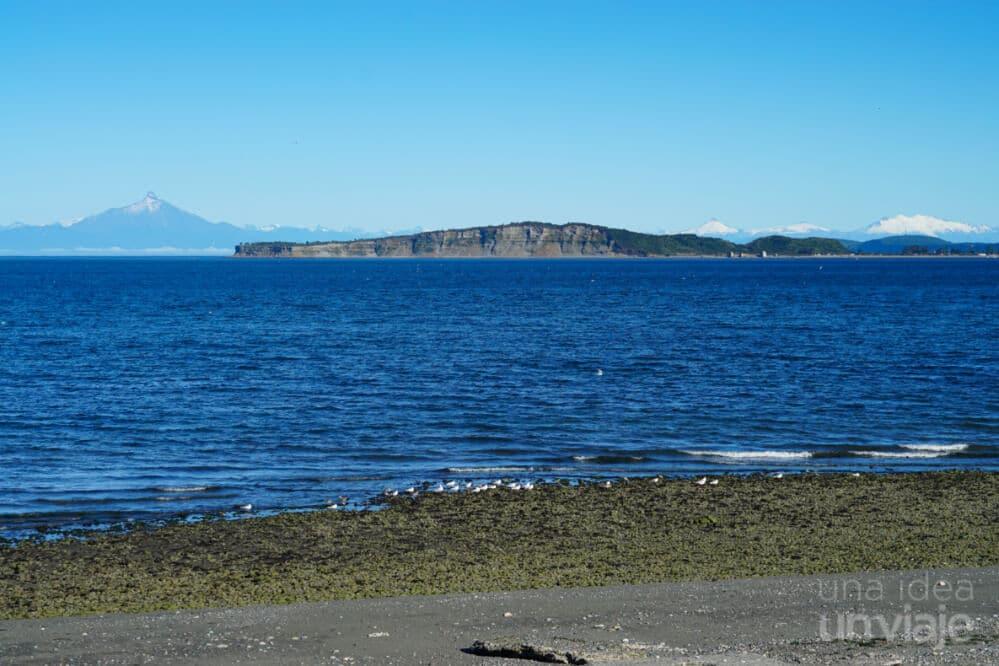 Vistas desde Queilén, Chiloé