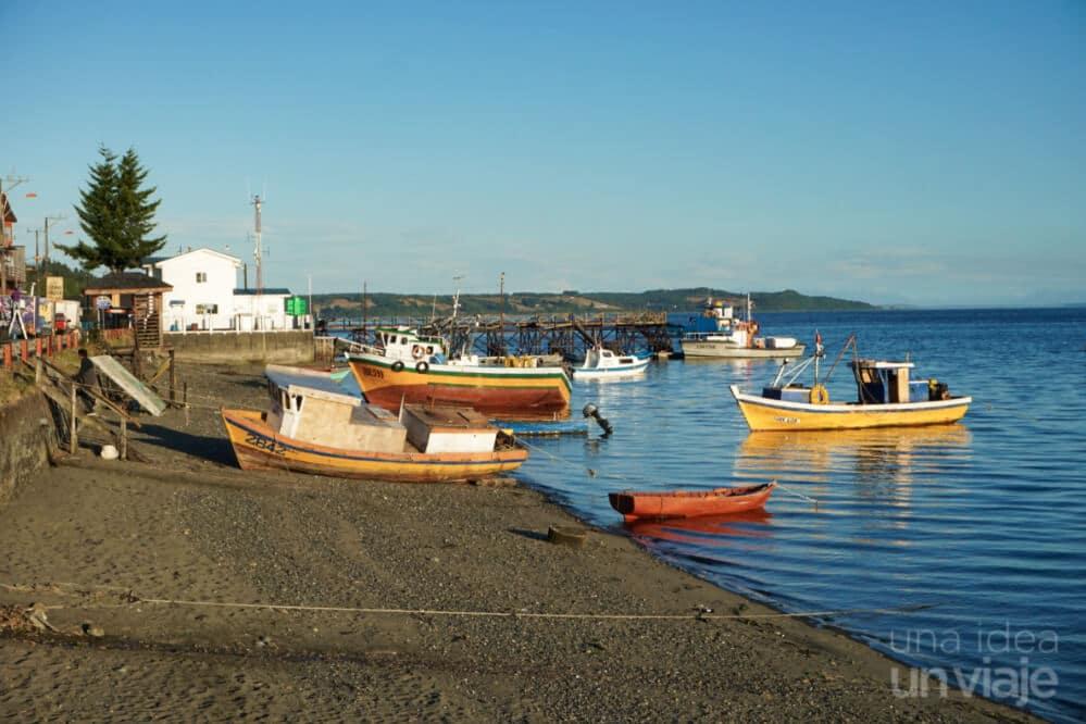 Playa de Quemchi, Chiloé