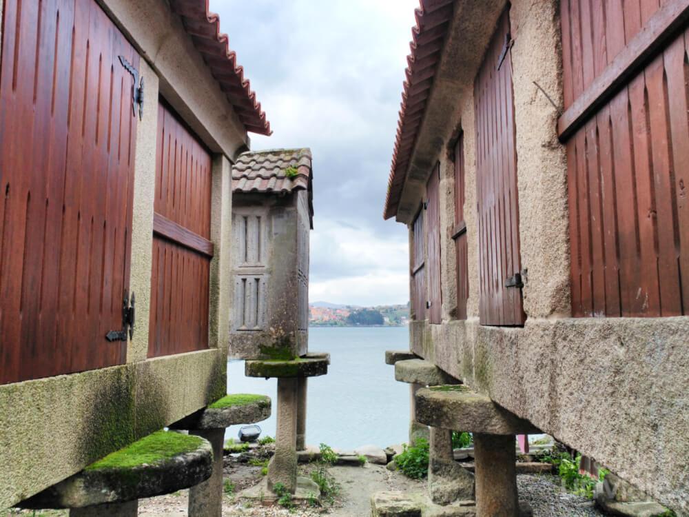 Ruta por Galicia, Combarro