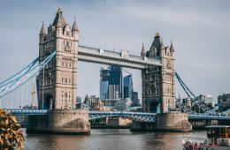 Puente de Londres - Tower Bridge