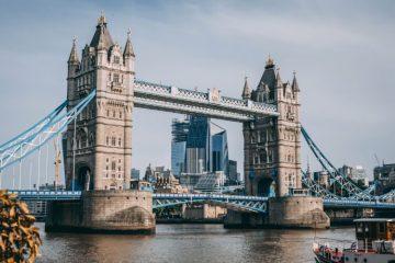 Puente de Londres - Tower Bridge