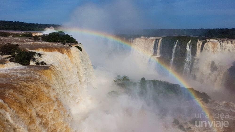 Cataratas De Iguazu Lado Argentino Mapa.Guia Para Visitar Cataratas Del Iguazu Argentina O Brasil