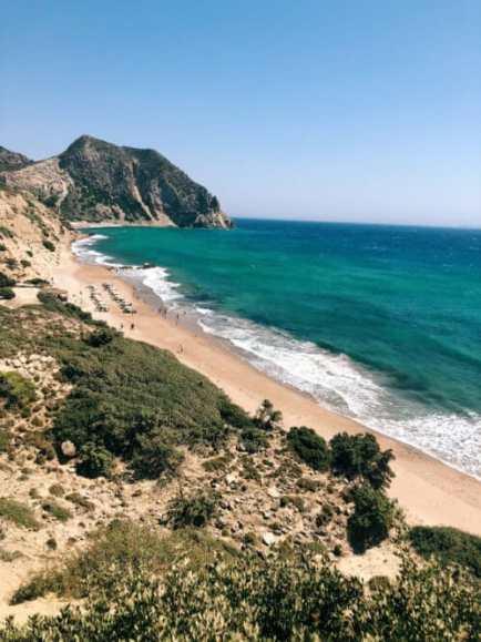 Playas de Kos