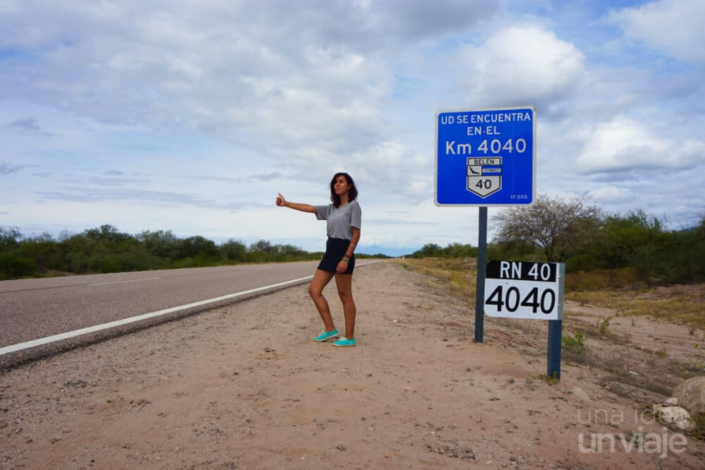 Qué visitar en Argentina lugares turísticos: Ruta 40, Argentina
