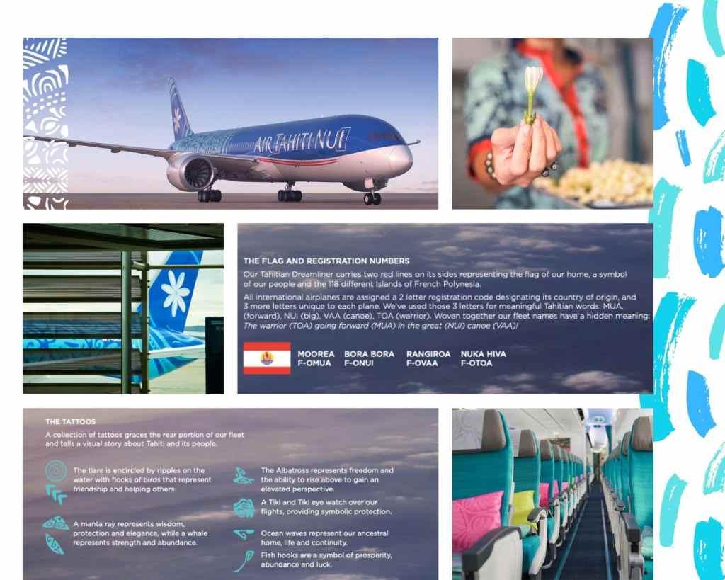 Volar con Air Tahiti Nui, experiencia