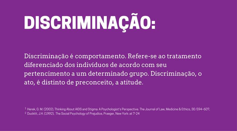 Discrimina 199 195 O Unaids Brasil