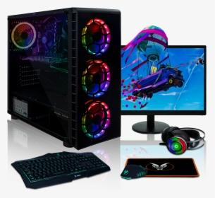 Gaming PC - Setup - Rent - 1