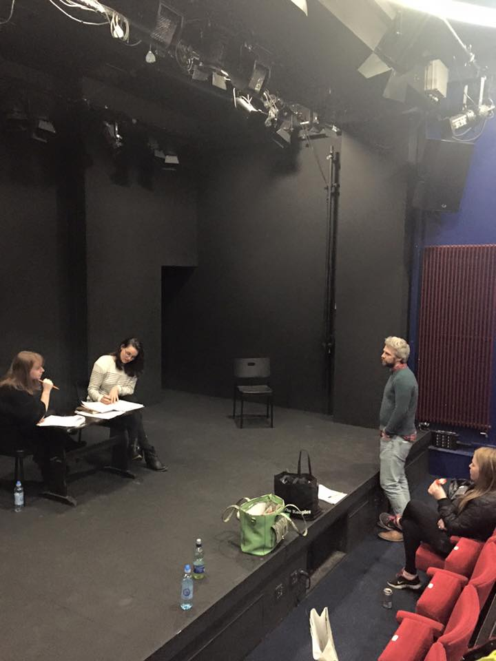 Theatre rehearsal- Normal